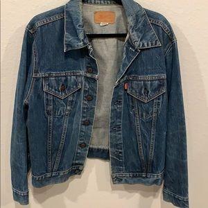 Men's Vintage Levi jacket